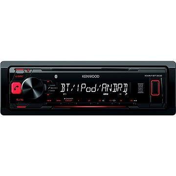 KENWOOD KMM-BT302 + ZDARMA Audiokniha MP3 Mix mluveného slova