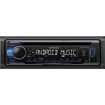 KENWOOD KDC-110UB + ZDARMA Audiokniha MP3 Mix mluveného slova