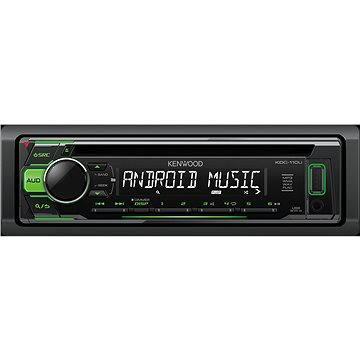 KENWOOD KDC-110UG + ZDARMA Audiokniha MP3 Mix mluveného slova