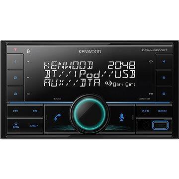 KENWOOD DPX-M3200BT (DPX-M3200BT)