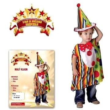 Kostým Malý klaun vel. S (8590756501651)