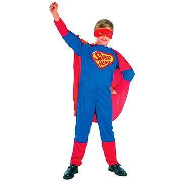 Kostým Super hrdina vel. S (8590756555371)