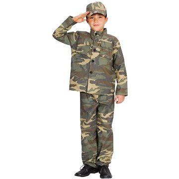 Kostým Voják vel. S (8590756861250)