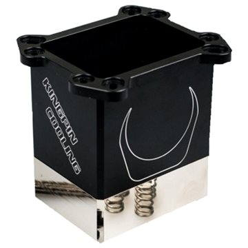 KINGPIN cooling Venom CPU Pot černý (KPC-V-003)