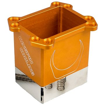 KINGPIN cooling Venom CPU Pot zlatý (KPC-V-003G)