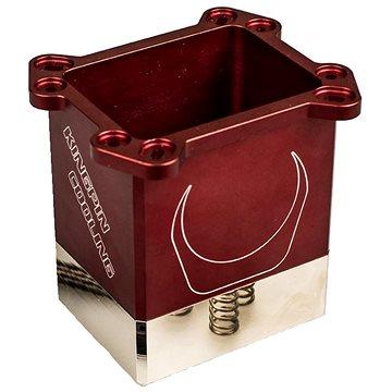 KINGPIN cooling Venom CPU Pot červený (KPC-V-003R)