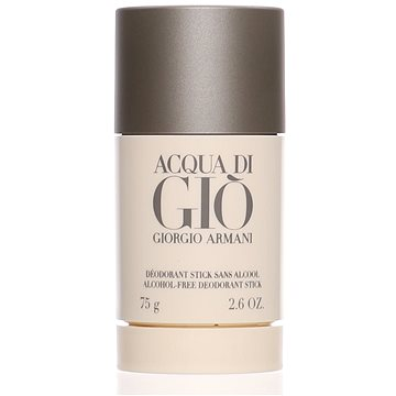 Pánský deodorant GIORGIO ARMANI Acqua di Gio Pour Homme 75 ml (3360372060734)