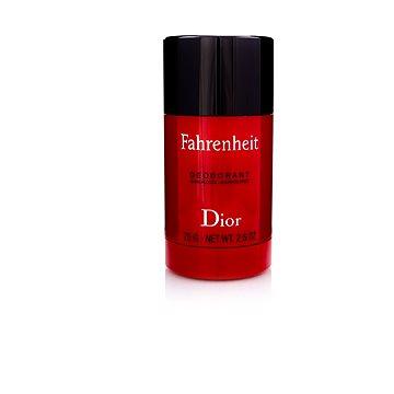 Pánský deodorant DIOR Fahrenheit 75 ml (3348900600379)