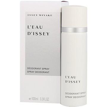 Dámský deodorant ISSEY MIYAKE LEau DIssey 100 ml + ZDARMA Digitální předplatné Glanc - Čtvrtletní od ALZY