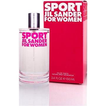 Toaletní voda JIL SANDER Sport Woman EdT 100 ml (3414200755016)