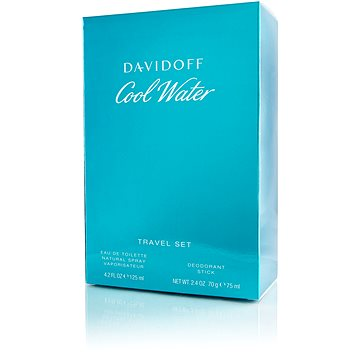 DAVIDOFF Cool Water EdT Set 200 ml (3614223240326)