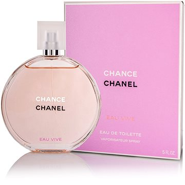 CHANEL Chance Eau Vive EdT 150 ml (3145891265705)