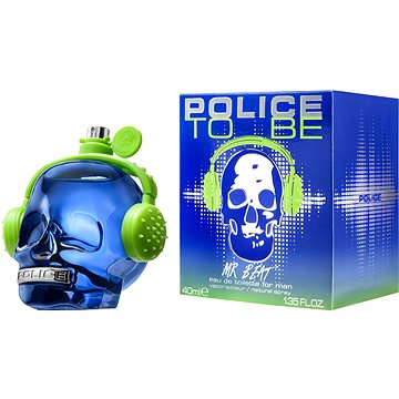 POLICE TO BE Mr. Beat EdT 40 ml (679602682428)