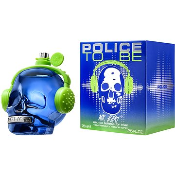 POLICE TO BE Mr. Beat EdT 75 ml (679602680813)