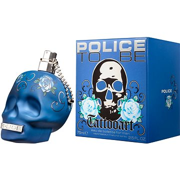 POLICE TO BE Tattooart For Him EdT 75 ml (679602160100)