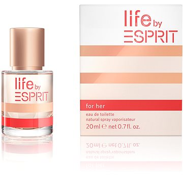 LIFE BY ESPRIT For Her EdT 20 ml (4051395201127)