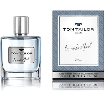 TOM TAILOR Be Mindful Man EdT 50 ml (4051395142154)