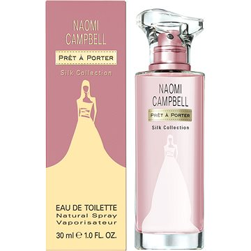 NAOMI CAMPBELL Pret-a-Porter Silk Collection EdT 30 ml (5050456001316)