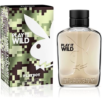 PLAYBOY Play It Wild EdT 100 ml (3614221141274)