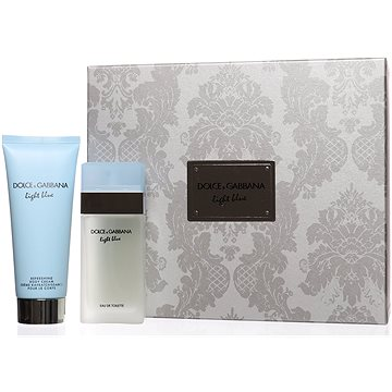 DOLCE & GABBANA Light Blue EdT Set 150 ml (3423478457355)