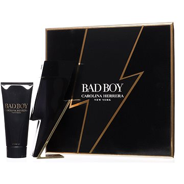 CAROLINA HERRERA Bad Boy EdT Set 200 ml (8411061962169)