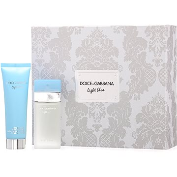 DOLCE & GABBANA Light Blue EdT Set 75 ml (3423478457454)