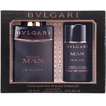 BVLGARI Man in Black EdP Set 175 ml (783320977220)
