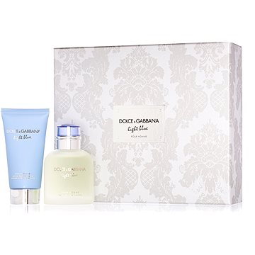 DOLCE & GABBANA Light Blue Pour Homme EdT Set 150 ml (3423478457850)