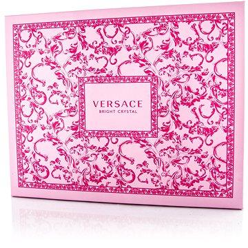 Dárková sada Versace Bright Crystal EDT 50 ml + tělové mléko 50 ml + sprchový gel 50 ml + ZDARMA Digitální předplatné Exkluziv - SK - Roční od ALZY Digitální předplatné Exkluziv - PROMO Roční