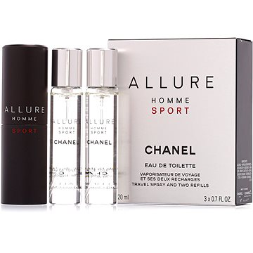 CHANEL Allure Homme Sport EdT 3 x 20 ml (3145891238006)