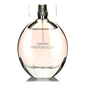 CALVIN KLEIN Sheer Beauty EdT 100 ml (3607342306134)