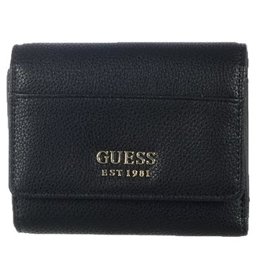 GUESS Lila Slg Small Trifold Black (190231279761)