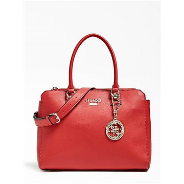 GUESS Alma Logo Charm Shoulder Bag (190231251958)