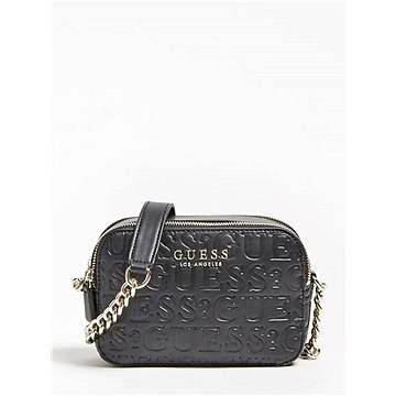 GUESS Robyn Embossed Logo Crossbody Bag (190231282518)