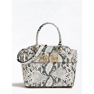 GUESS Carina Python Print Handbag (190231257035)