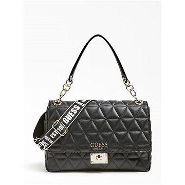 GUESS Laiken Quilted-Look Shoulder Bag With Logo (190231250340)