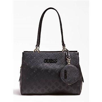 GUESS Janelle Debossed Logo Shoulder Bag (190231279181)
