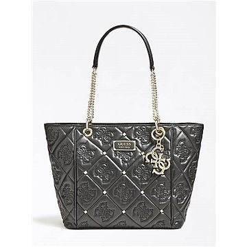 GUESS Shanina Studded Logo Stitch Shopper (190231281115)