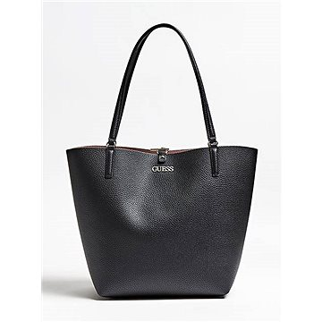 GUESS Alby Integrated Pochette Shopper Black (190231291411)