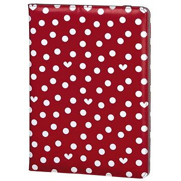 ELLE Hearts & Dots obal na tablet do 17,8 cm