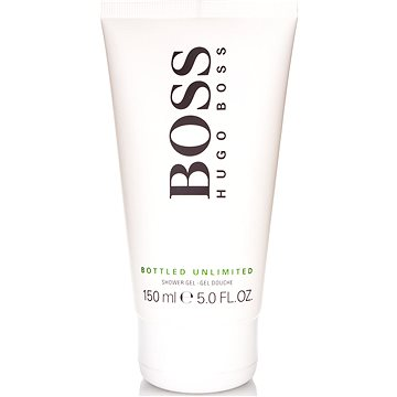 Pánský sprchový gel HUGO BOSS No.6 Unlimited 150 ml (730870164495)