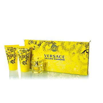 VERSACE Yellow Diamond EdT Set 55 ml (8011003805228)