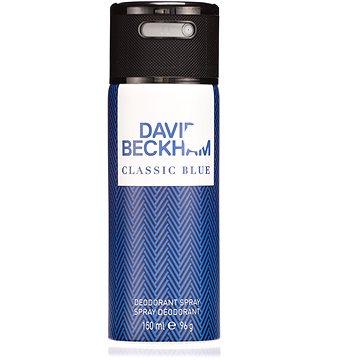 Pánský deodorant DAVID BECKHAM Classic Blue 150 ml (3607349937942)