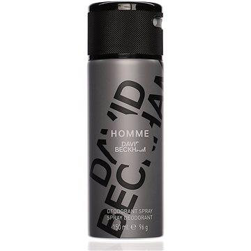 Pánský deodorant DAVID BECKHAM Homme 150 ml (3607342292420)