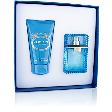 VERSACE Man Eau Fraiche EdT Set 80 ml (8011003844159)