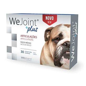 WePharm WeJoint Plus pro střední plemena 30 tablet (5600757920566)