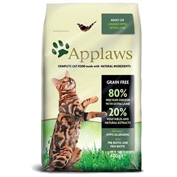 Applaws granule Cat Adult kuře s jehněčím 400 g (5060333439644)