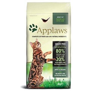 Applaws granule Cat Adult kuře s jehněčím 2 kg (5060333439460)