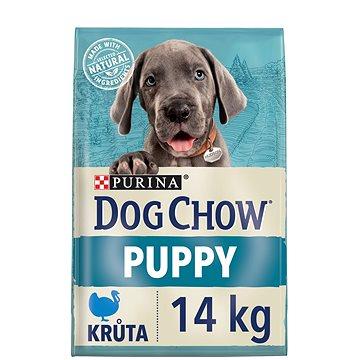 Dog Chow puppy velká plemena krůta 14 kg (7613034487919)