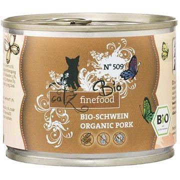 Catz finefood Bio- s vepřovým masem 200 g (4260379445864)
